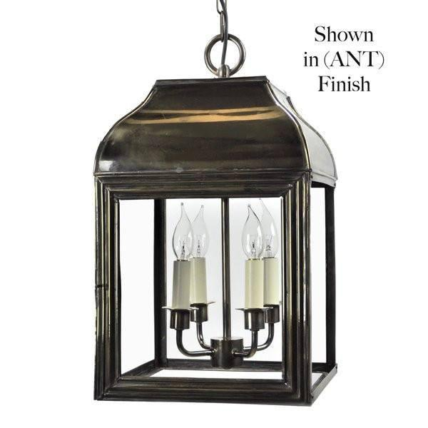 Classic Reproductions Hemingway Hanging Lantern (Large) - London Lighting - 1