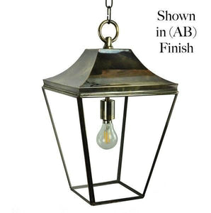 Classic Reproductions Knightsbridge Pendant (Medium) Single Light - London Lighting - 2
