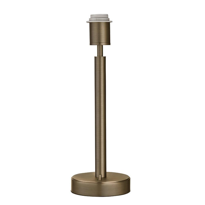 Tarbet Antique Bronze USB Table Lamp - ID 9585