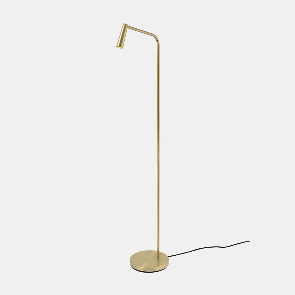 GAM Matt Gold Directional Floor Light - ID 10730