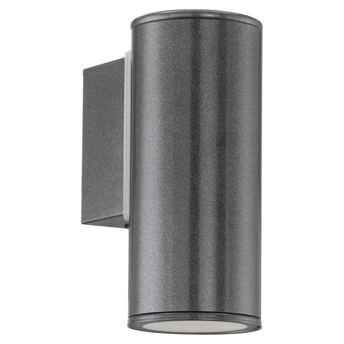 Brunswick Anthracite Outdoor Down Wall Light - ID 8311