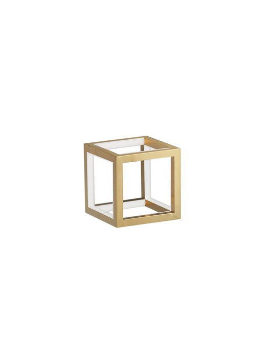 GAB Gold Aluminium & Silicone Table Lamp - ID 10183