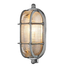 Admiral Small Oval Wall Light - London Lighting - 3