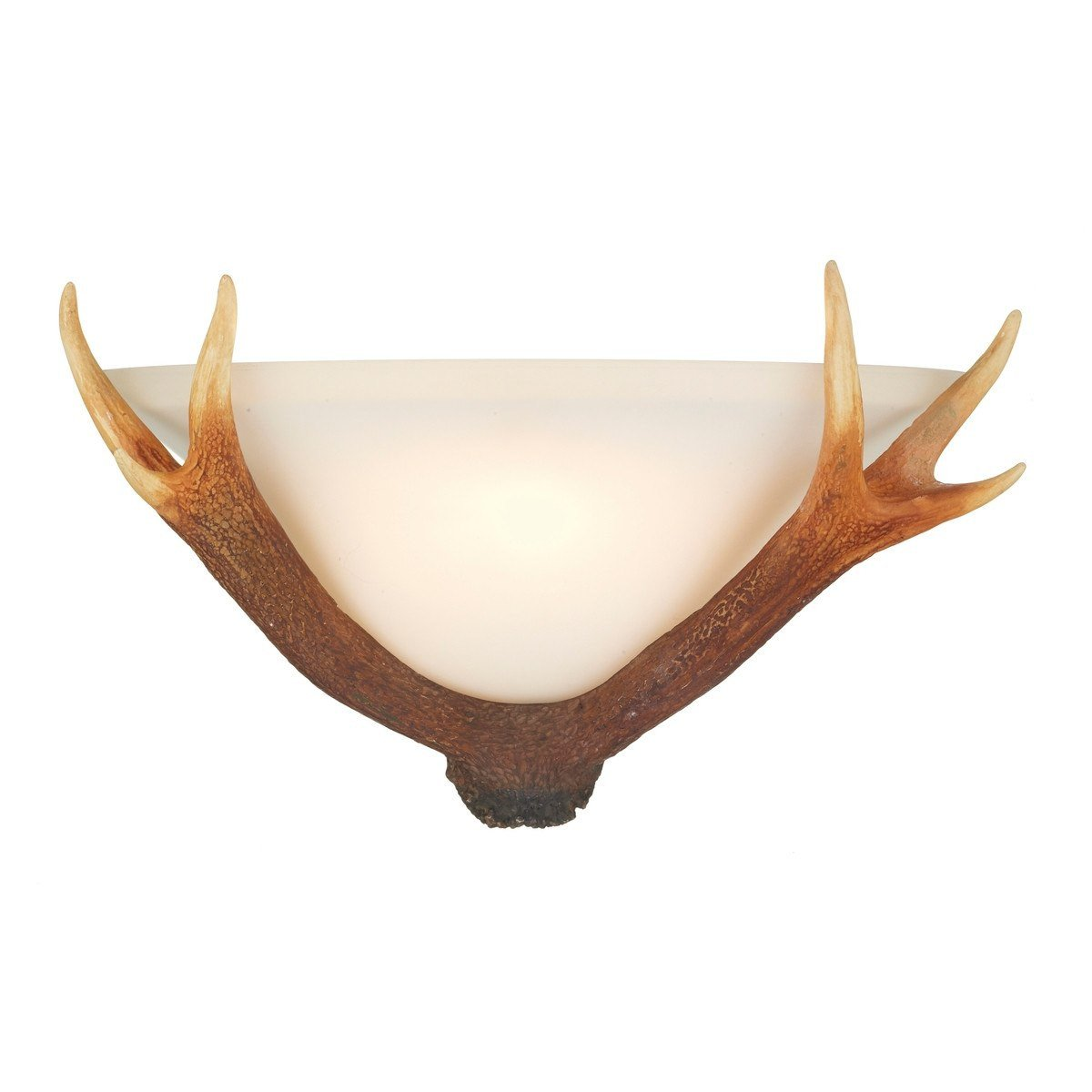 Antler Rustic Wall Washer - London Lighting - 1
