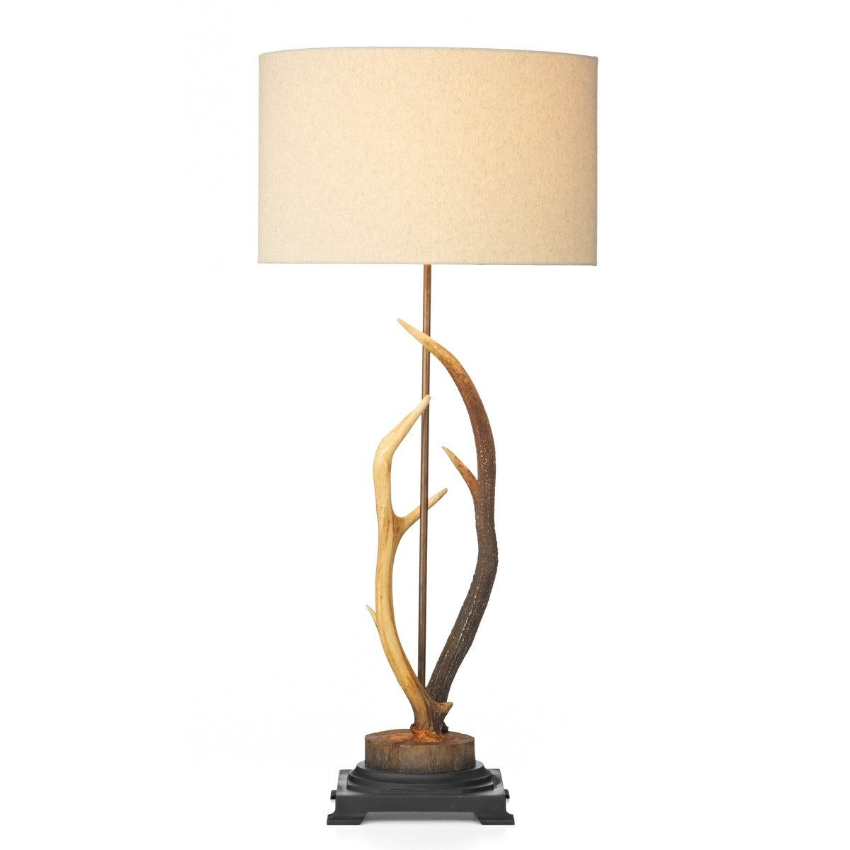 Antler Rustic Large Table Lamp - London Lighting - 1