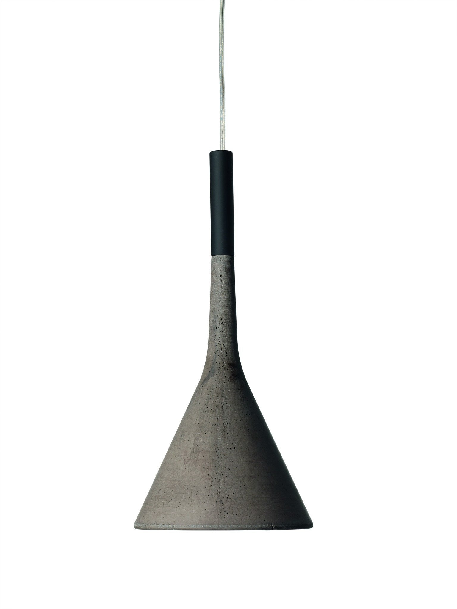 Foscarini Aplomb LED Pendant in Grey - London Lighting - 1