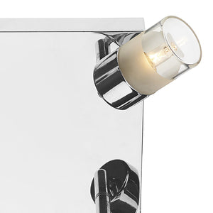 Artemis Polished Chrome 4 Lights Plate - London Lighting - 2