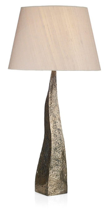 Aztec Copper Table Lamp - London Lighting - 1