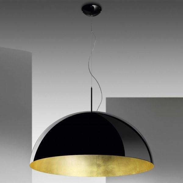 Amalfi 50cm Suspension Dome Pendant Light