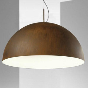 AMA Large 72cm Dome Single Pendant - Colour Options