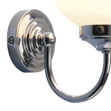 Barclay Polished Chrome Wall Bracket - London Lighting - 2