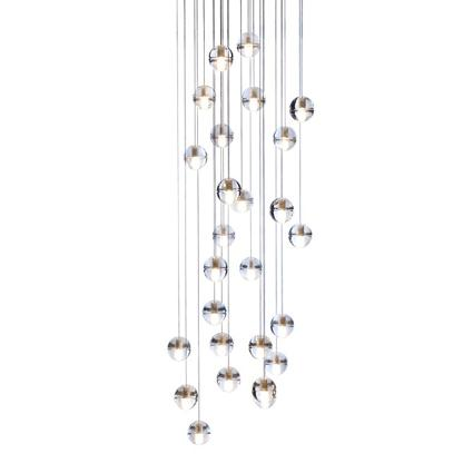 BOCCI 14.26 SQUARE 26 Lamp Pendant - London Lighting - 1