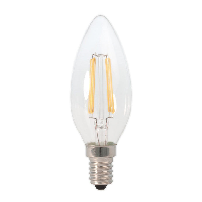 DIMMABLE Candle Lamp 3.5W E14 LED - London Lighting - 1