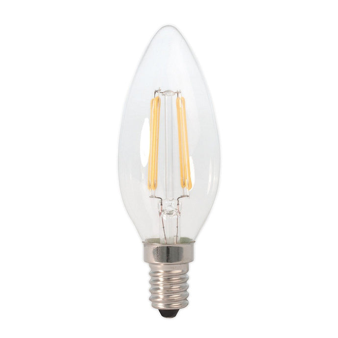 Candle Lamp 4W E14 LED - London Lighting - 1
