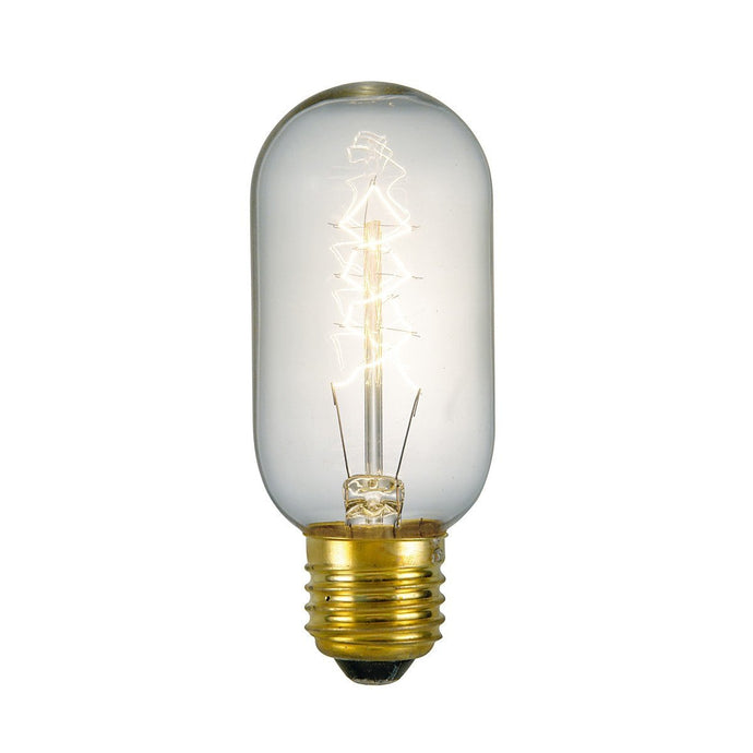 Deco Valve Vintage E27 Lamp - London Lighting - 1