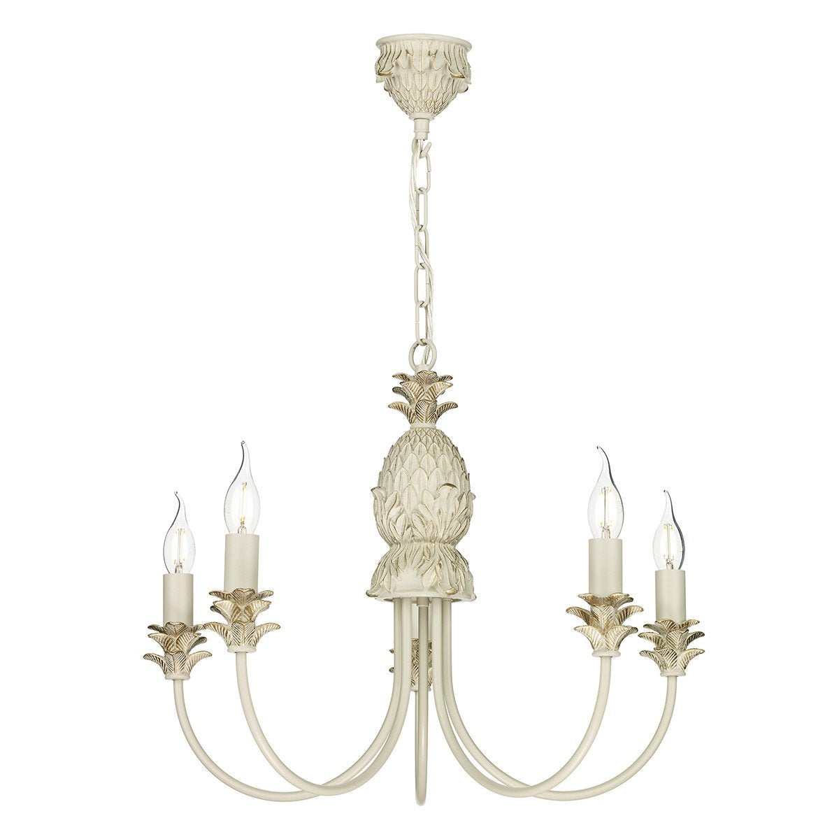 Cabana 5 Lamp Ceiling Light