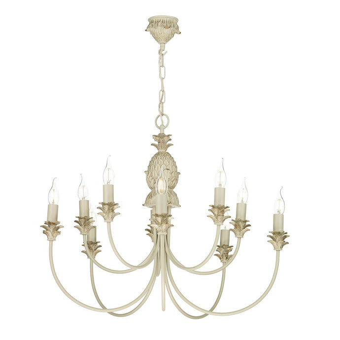 Cabana 10 Lamp Ceiling Light