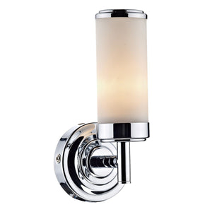 Century Polished Chrome 1 Light Wall Bracket - London Lighting - 1