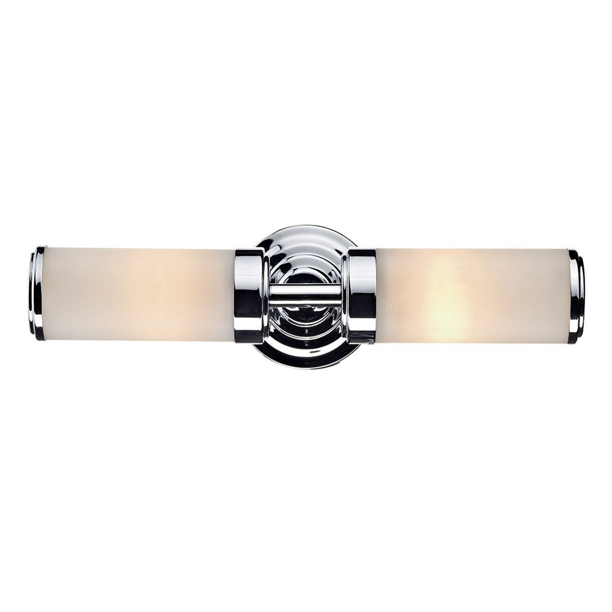 Century Polished Chrome 2 Lights Wall Bracket - London Lighting - 1