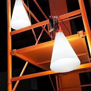 FLOS May Day Orange Table Lamp - London Lighting - 7
