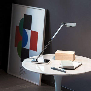 FLOS Mini Kelvin Chrome Table Lamps - London Lighting - 3