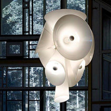 FLOS Nebula White Suspension Pendant - London Lighting - 6