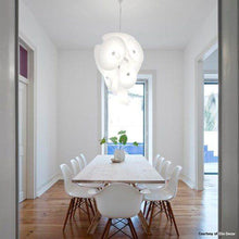 FLOS Nebula White Suspension Pendant - London Lighting - 5