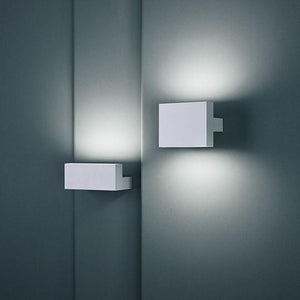 FLOS Tight Light White Wall Light - London Lighting - 3
