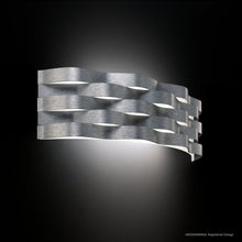 Grossmann Curve 52-788-072 Wall Light Aluminium - ID 7056