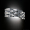 Grossmann Curve 52-788-072 Wall Light In Aluminium - ID 7056