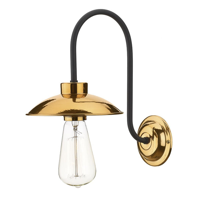 Dallas Small Copper Wall Light - ID 7496