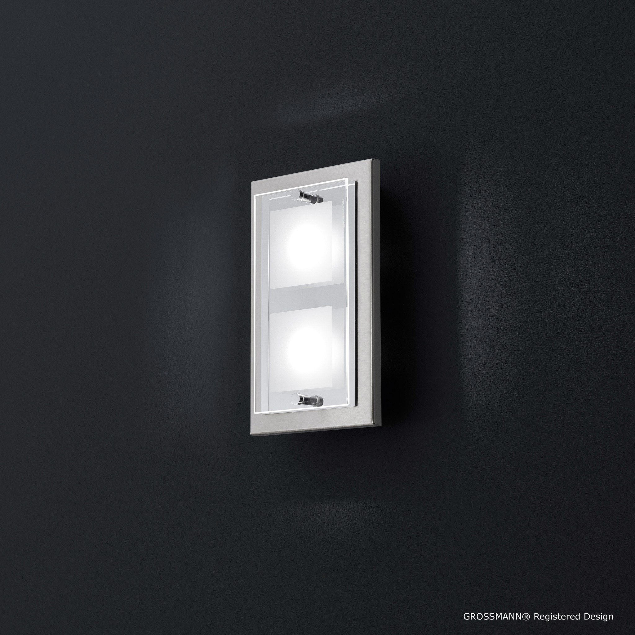 GROSSMANN DOMINO LED 55-272-063 Wall or Ceiling Light - London Lighting - 1