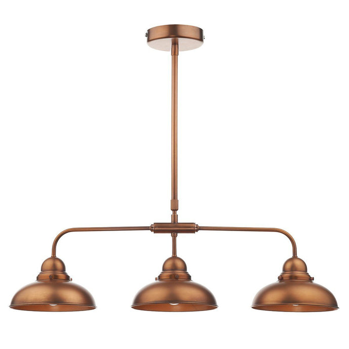Dynamo 3 Lights Bar Pendant Light - London Lighting - 9