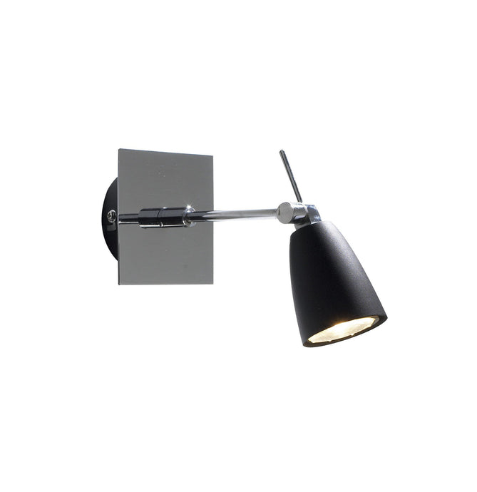 Empire Chrome Single Spotlight - London Lighting - 1