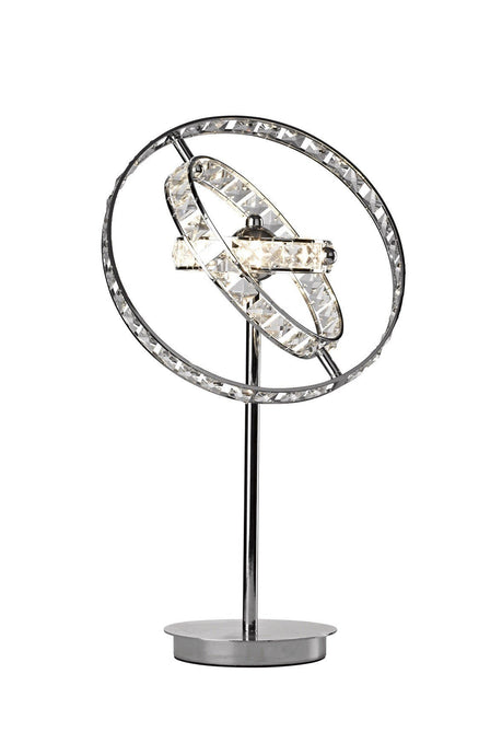Eternity Chrome Table Lamp - London Lighting - 1