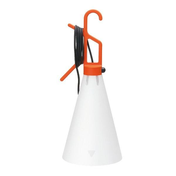 FLOS May Day Orange Table Lamp - London Lighting - 1