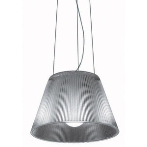 FLOS Romeo Moon S1 Glass Suspension Pendant - London Lighting - 1