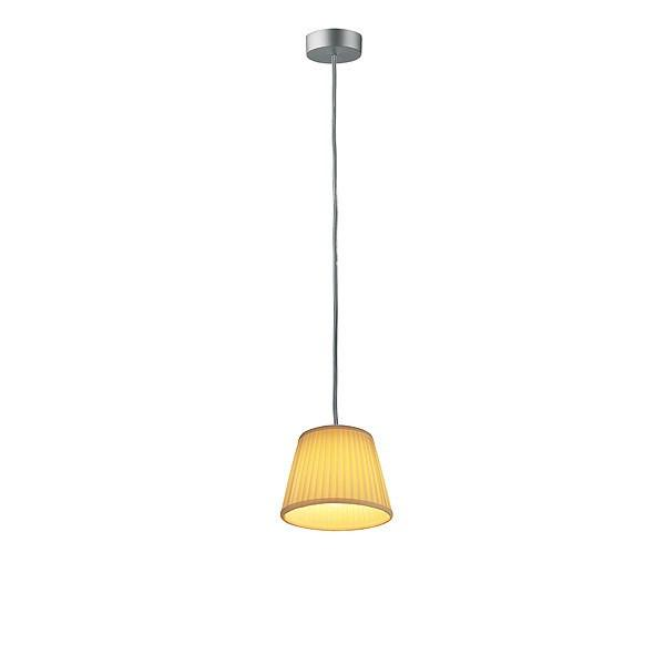 FLOS Romeo Babe Soft S Fabric Suspension Pendant - London Lighting - 1