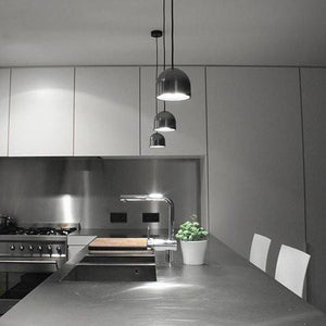 FLOS Wan S White Suspension Pendant - London Lighting - 3