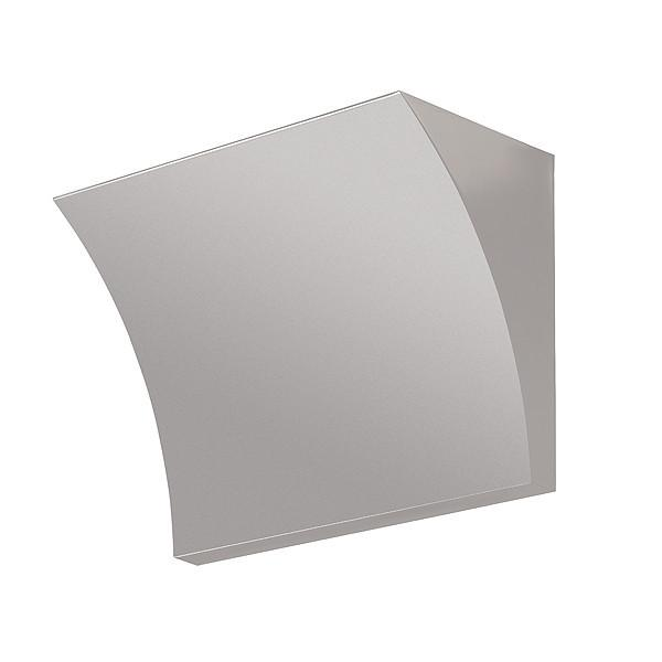 FLOS Pochette Grey Liquid Painted Wall Light - London Lighting - 1
