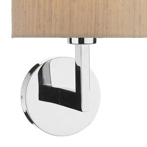 Ferrara Polished Chrome Wall Bracket - London Lighting - 2