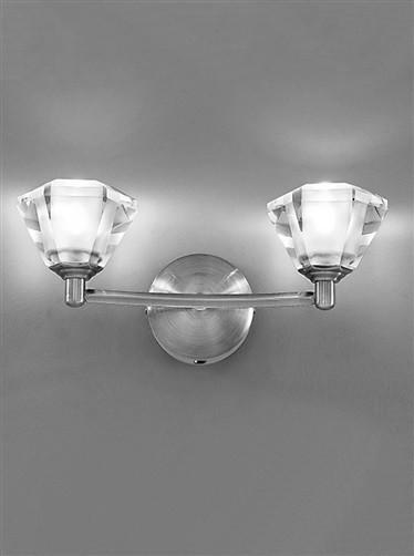 Twista 2 Arm Wall Bracket - London Lighting - 1