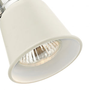 Fry Cream Single Wall Bracket - London Lighting - 3