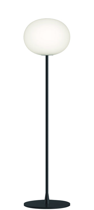 FLOS Glo-Ball F1 Floor Lamp In Matt Black - ID 10925