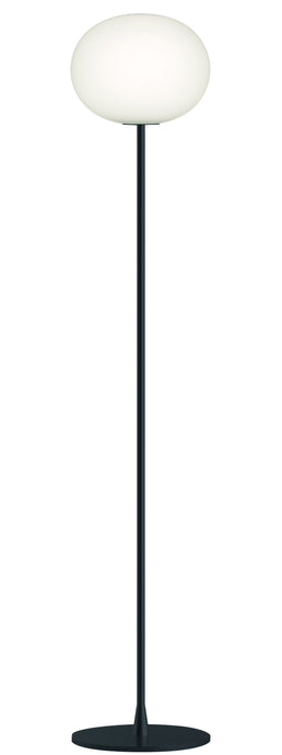 FLOS Glo-Ball F2 Floor Lamp In Matt Black - ID 10926