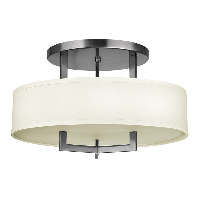 Hinkley Hampton Semi-Flush - London Lighting - 1