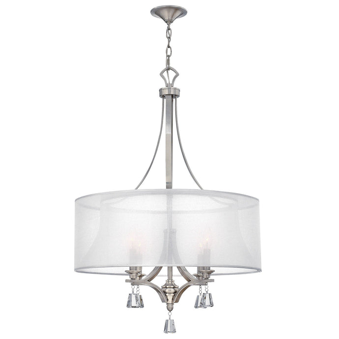 Hinkley Mime 4 Light Pendant Chandelier - London Lighting - 1