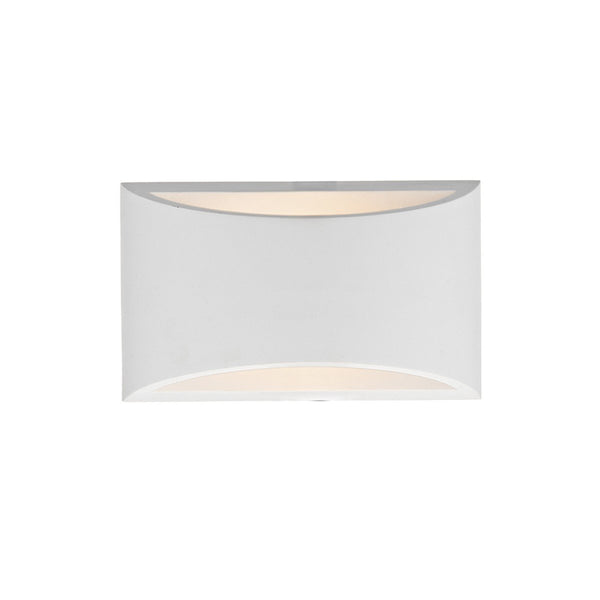 Hove White Small Wall Washer - London Lighting - 1