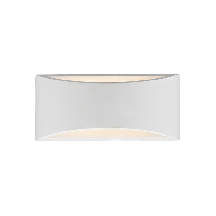 Hove White Large Wall Washer - London Lighting - 1