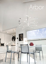 Icone Arbor 12 Arm Flush Ceiling Light - London Lighting - 4